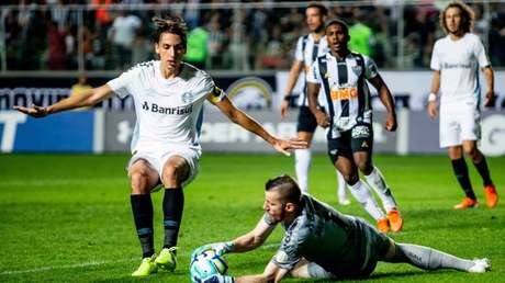 Será o duelo entre Sampaoli e Renato Gaúcho, dois estilos ofensivos-(Warley Soares/AM Press/Lancepress!)