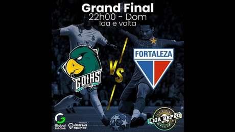 Final do torneio de Fifa 20 será realizada neste domingo, a partir das 20h (Foto: Divulgação)