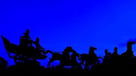 A invenção da roda e do eixo coincidiu com a domesticação do cavalo e do boi
