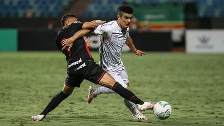 Com as eliminações, o Fluminense só disputará o Campeonato Brasileiro no restante da temporada (Foto: LUCAS MERÇON/FLUMINENSE)