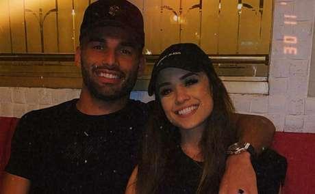 Thiago reatou com cantora Isabela Pompeu (Foto: Reprodução / Instagram)