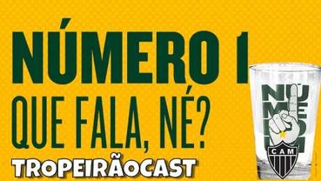 O Tropeirãocast quer saber se o Galo terá fôlego para levar o bicampeonato brasileiro. O que acham?-(Reprodução)
