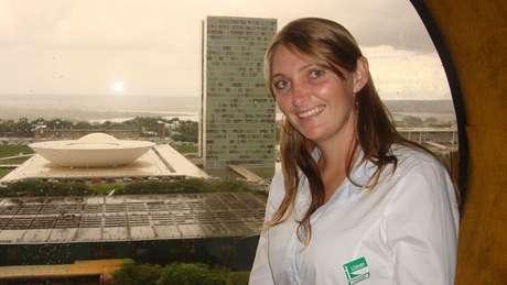 Gislaine Clemente é prefeita em município do Rio Grande do Norte