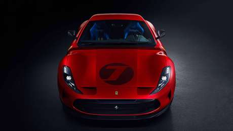 Ferrari Omologata did not have its price revealed, but it was not less than R $ 7 million.