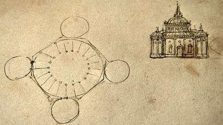 O círculo, o quadrado e o homem como espírito da realidade edificado
