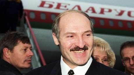 Aleksander Lukashenko é presidente de Belarus desde 1994