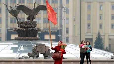 Belarus formou parte da URSS até 1991