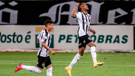 Keno mais uma vez foi o nome do jogo para o Galo, líder do Brasileirão 2020-(Yuri Laurindo/Ofotografico/Lancepress!)