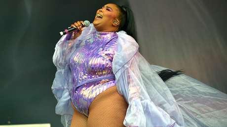Lizzo se apresentou no Festival de Glastonbury em 2019
