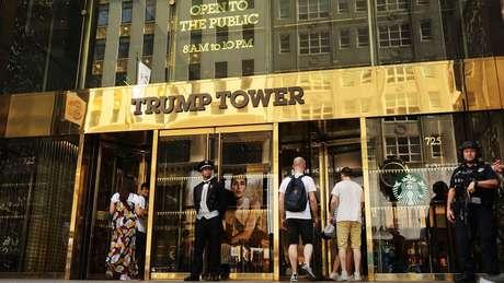 A Trump Organization rejeitou as alegações do New York Times, dizendo que 'a maioria' dos fatos relatados são imprecisos