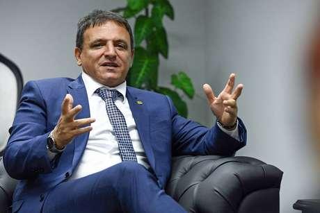 O senador Marcio Bittar (MDB-AC) é relator do Orçamento de 2021 no Congresso.