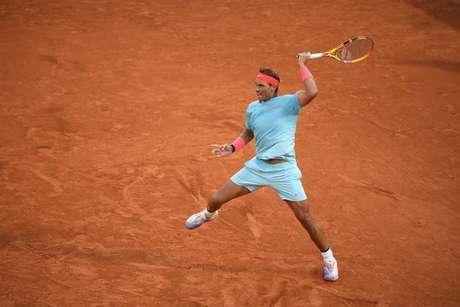Rafael Nadal venceu na estreia em Roland Garros