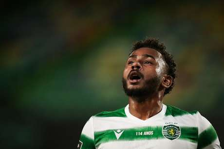 Wendel foi revelado pelo Fluminense e atua no Sporting desde 2018 (Foto: MARIO CRUZ / AFP)