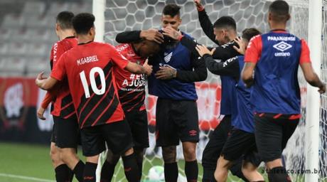 (Foto: Divulgação/Athletico-PR)