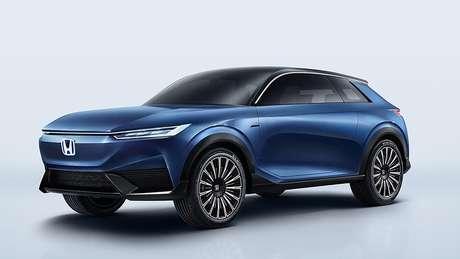 Honda E: concept é um SUV totalmente elétrico, mas pode conter traços do novo HR-V.
