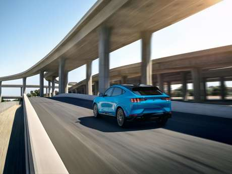 Ford wants to expand its options to the maximum and will launch 17 electric models in Europe by the end of 2021.
