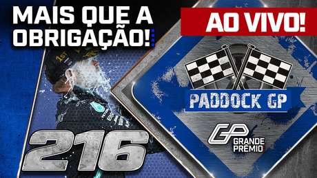 Paddock GP #216 fala sobre GP da Rússia de F1