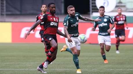 CBF marca Palmeiras e Flamengo para as 11h no Mané Garrincha