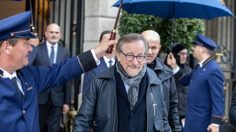 Steven Spielberg é outro doador de Biden