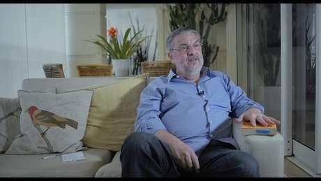 Palocci, que cumpre prisão domiciliar, é o único dos vários entrevistados que não gravou depoimento na USP