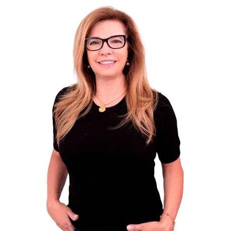 Adriana Afonso, candidata do PL à prefeitura de Guarulhos