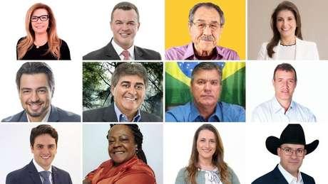 Os candidatos a prefeito de Guarulhos nas eleições 2020