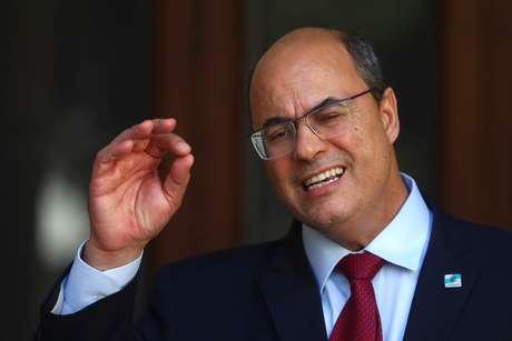 Governador afastado Wilson Witzel 28/08/2020 REUTERS/Pilar Olivares