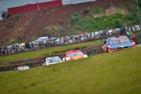 A Stock Car pisa em Cascavel no próximo final de semana