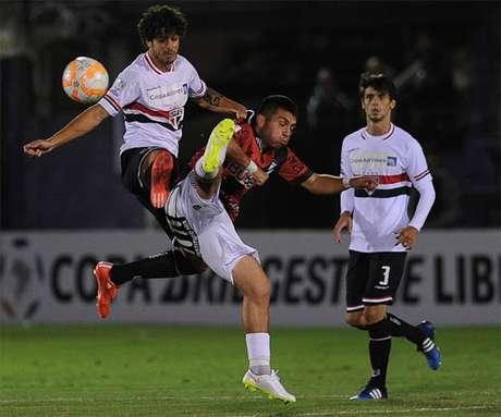 Última vitória foi contra o Danubio, do Uruguai, pela fase de grupos da edição 2015 do torneio continental (FOTO:AFP)