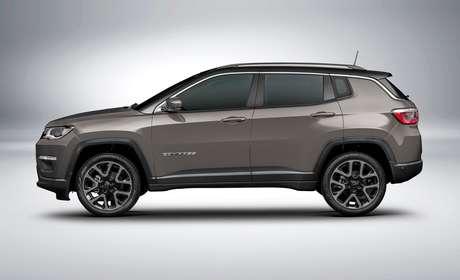 Jeep Compass: com maior altura do solo e mais curto, seguirá reiunando no off-road.