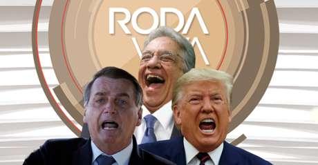 Poliglota, Fernando Henrique Cardoso não crê na amizade de Bolsonaro, que não fala inglês, e Trump, que desconhece português