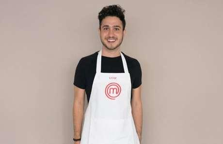 O nutricionista Luiz tem 28 anos de idade e é descendente de libaneses.