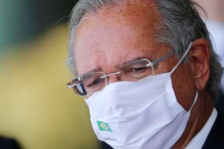 Ministro da Economia, Paulo Guedes 28/09/2020 REUTERS/Adriano Machado