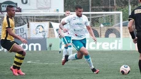 A partida de volta da semifinal foi paralisada aos 29 minutos do 2º tempo (Foto: Neto Bonvino/São Bento/Divulgação)