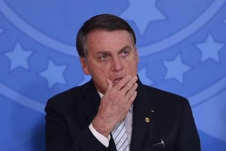 Jair Bolsonaro indicou mudança nos líderes do governo