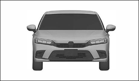 Frente do carro terá faróis mais afilados e a grade inferior bem maior do que atualmente.