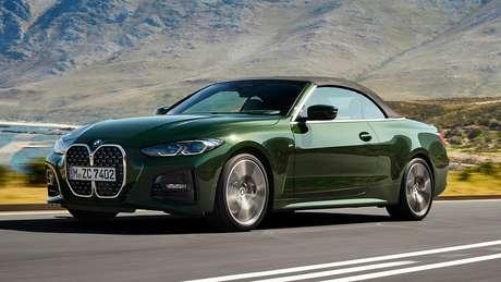 Nova geração do Série 4 Conversível tem três motores a gasolina e três a diesel.