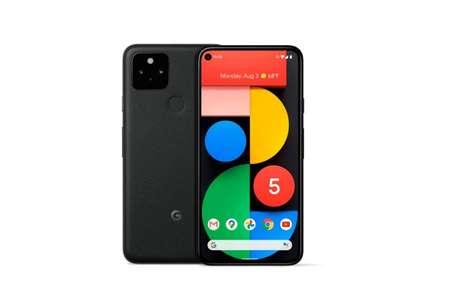 O novo smartphone topo de linha do Google, o Pixel 5, terá conectividade com a tecnologia 5G