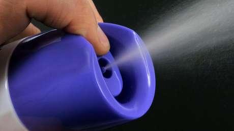 Os formaldeídos obtidos a partir da liberação de alguns produtos químicos no ar podem fazer mal à saúde