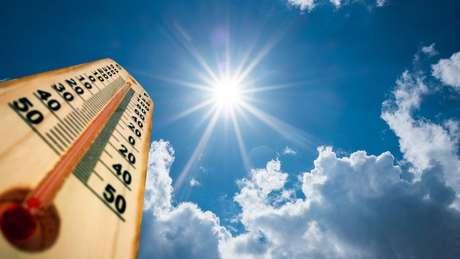 A cidade de São Paulo bateu recorde de calor nessa quarta-feira