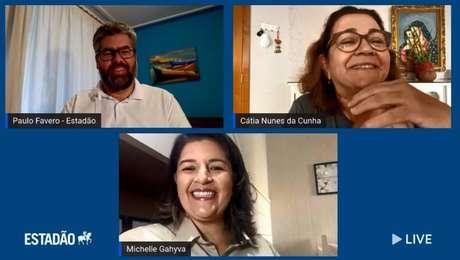 Estadão promoveu uma live com Michelle Gahyva, gestora da Pousada Rio Claro, e Cátia Nunes da Cunha, professora da Universidade Federal do Mato Grosso