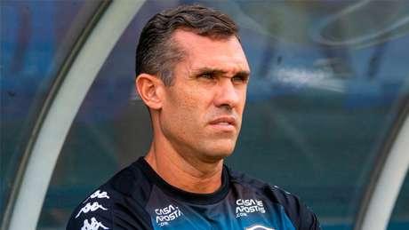 Bruno Lazaroni é o novo treinador do Botafogo (Foto: Myphotopress)