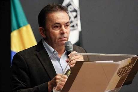 Carlos Fabel foi diretor financeiro nas gestões de Daniel Nepomuceno e Alexandre Kalil-(Divulgação/Atlético-MG)