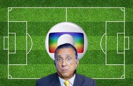 Principal locutor esportivo da Globo, Galvão Bueno terá menos jogos para narrar na Globo em 2021