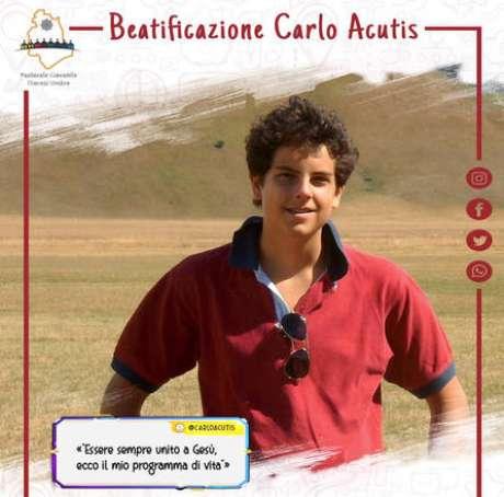 Carlo Acutis, o padroeiro da internet, será beatificado no dia 10 de outubro