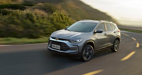 Chevrolet Tracker: arrancada surpreendente nos últimos dias e 1º lugar em março.