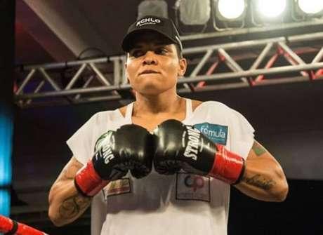 Adriana Araújo, boxeadora brasileira