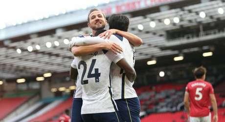 Tottenham aplica goleada histórica no Manchester United - Divulgação