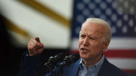 Biden fue vicepresidente de Estados Unidos durante el gobierno de Barack Obama.