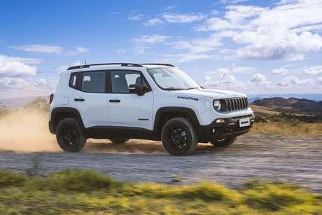 Jeep Renegade: SUV mais vendido na primeira quinzena de 2021.